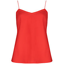 Buy Ted Baker Tissa Scalloped Edge Camisole Online at johnlewis.com