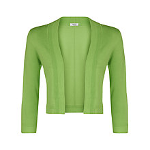 Buy Precis Petite Ripple Stitch Shrug Online at johnlewis.com