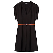 Buy Gerard Darel Arrivederci Dress, Black Online at johnlewis.com