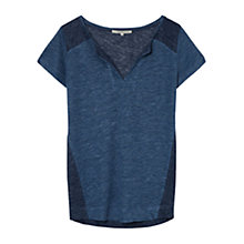 Buy Gerard Darel Almada Top, Blue Online at johnlewis.com