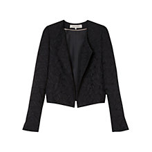 Buy Gerard Darel Addy Jacket, Black Online at johnlewis.com