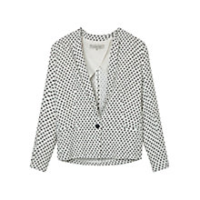Buy Gerard Darel Amory Jacket, Ecru Online at johnlewis.com