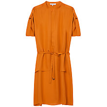 Buy Gerard Darel Acante Dress, Orange Online at johnlewis.com