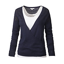 Buy Fat Face Opal Wrap Over Top Online at johnlewis.com