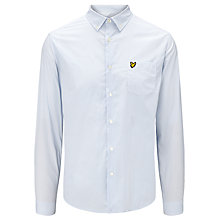Buy Lyle & Scott Mixed Stripe Long Sleeve Shirt, Riviera Online at johnlewis.com