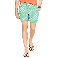 Buy Polo Ralph Lauren Traveler Sailing Swim Shorts Online at johnlewis.com