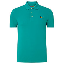 Buy Lyle & Scott Plain Polo T-Shirt Online at johnlewis.com