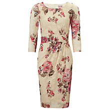 Buy Phase Eight Seymour Lace Dress, Cream Online at johnlewis.com