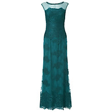 Buy Phase Eight Collection 8 Catalonia Embellished Dress, Sea Green Online at johnlewis.com