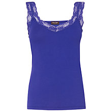 Buy Phase Eight Lace Trim Camisole Online at johnlewis.com