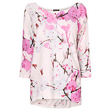 Buy Phase Eight Sakura Cotton Jumper, Pink Online at johnlewis.com