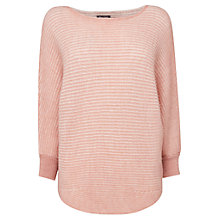 Buy Phase Eight Elaina Jumper, Pink Online at johnlewis.com