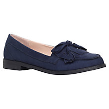 Buy Carvela Malik Tassel Loafers, Navy Online at johnlewis.com