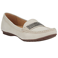 Buy John Lewis Tuscany Flat Heeled Moccasins Online at johnlewis.com