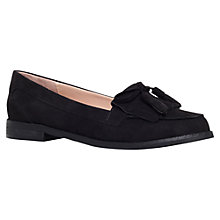 Buy Carvela Malik Tassel Loafers, Black Online at johnlewis.com