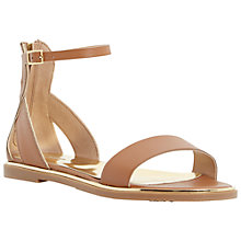 Buy Dune Lanna Leather Sandals Online at johnlewis.com