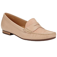 Buy John Lewis Amalfi Flat Leather Loafers Online at johnlewis.com