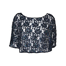 Buy Phase Eight Murcia Bolero, Storm Online at johnlewis.com