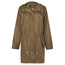 Buy Phase Eight Noa Parka, Olive Online at johnlewis.com