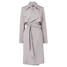 Buy Phase Eight Arlet Waterfall Mac, Silver Online at johnlewis.com
