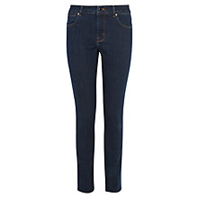 Buy Karen Millen Dark Wash Skinny Jeans, Dark Denim Online at johnlewis.com