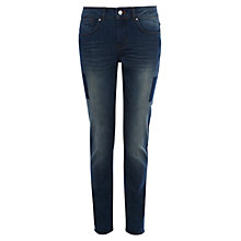 Buy Karen Millen Vintage Wash Skinny Jeans, Denim Online at johnlewis.com
