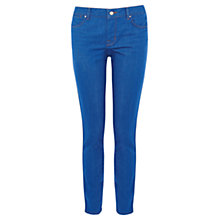 Buy Karen Millen Skinny Jeans, Blue Online at johnlewis.com