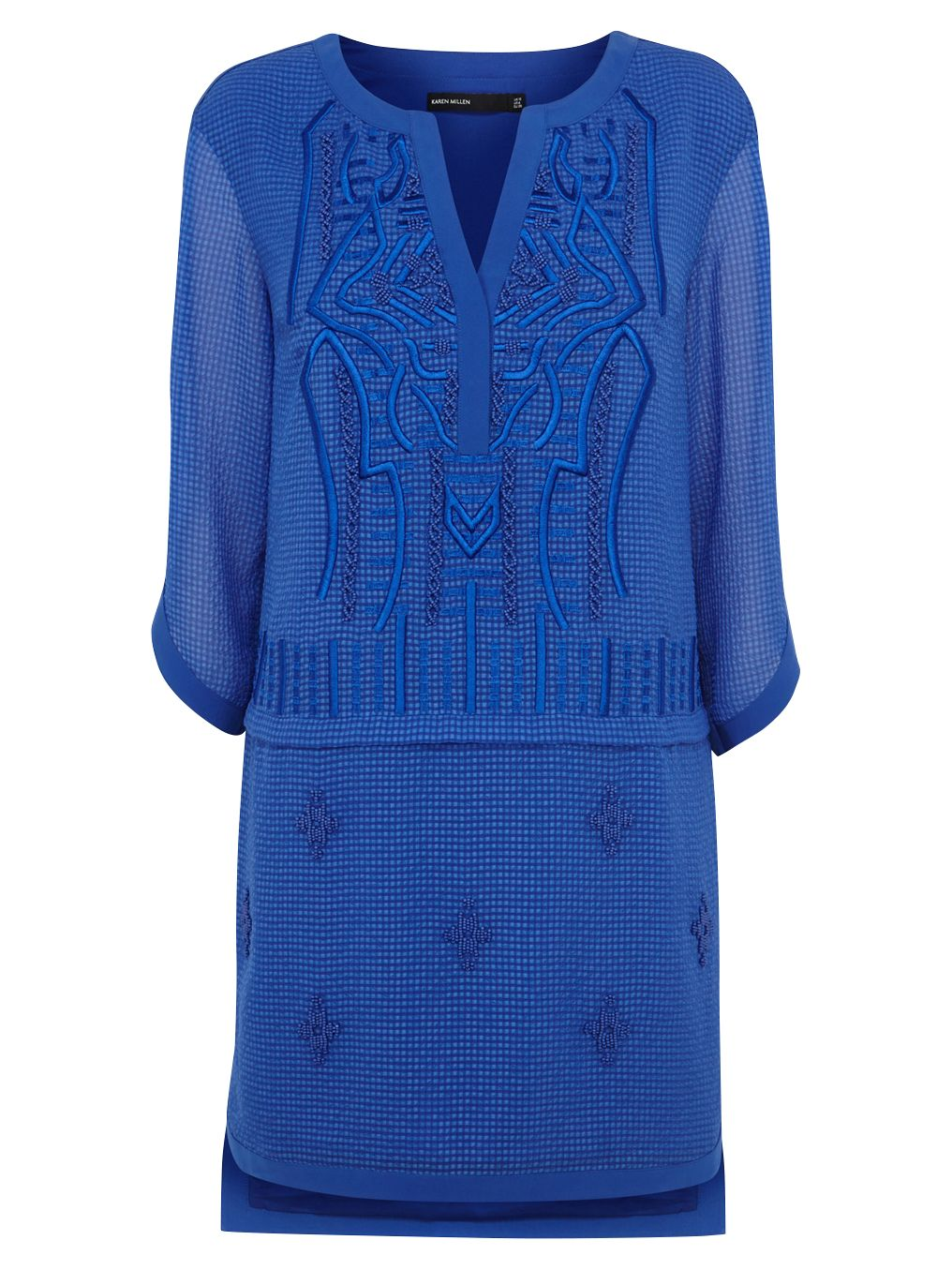 karen millen graphic embroidery dress blue, karen, millen, graphic, embroidery, dress, blue, karen millen, 6|14|12|10|8, women, womens dresses, gifts, wedding, wedding clothing, female guests, special offers, womenswear offers, womens dresses offers, 1893577