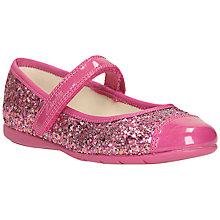 Buy Clarks Dance Idol Glitter Shoes Online at johnlewis.com