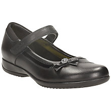 Buy Clarks Daisy Beth Mary Jane Shoes, Black Online at johnlewis.com
