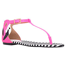 Buy Miss KG Dory Flamingo Sandals, Pink Online at johnlewis.com