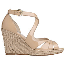 Buy L.K. Bennett Maggie Espadrille Wedge Sandal Online at johnlewis.com