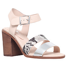 Buy Miss KG Pariss Block Heeled Sandals Online at johnlewis.com