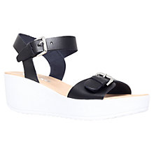 Buy Miss KG Petunia Leather Platform Wedges Online at johnlewis.com