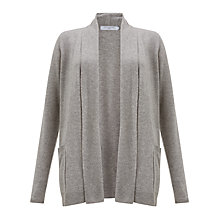 Buy John Lewis Cashmere Edge To Edge Cardigan Online at johnlewis.com