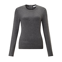 Buy John Lewis Zip Detail Jumper Online at johnlewis.com