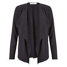 Buy John Lewis Merino Drape Cardigan Online at johnlewis.com