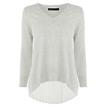 Buy Karen Millen Pleat Back Jumper Online at johnlewis.com