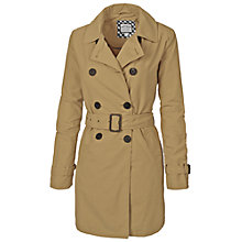 Buy Fat Face Harrogate Hooded Mac Online at johnlewis.com