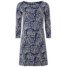 Buy White Stuff Orchid Tunic Dress, Squid Ink Online at johnlewis.com