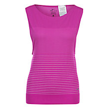 Buy Nike Gym Dri-FIT Knit Sleeveless T-Shirt Online at johnlewis.com