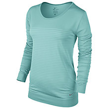 Buy Nike Seamless Dri-FIT Knit Epic Training Top Online at johnlewis.com