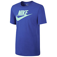 Buy Nike Futura Icon T-Shirt Online at johnlewis.com