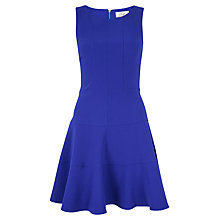Buy Closet T Band Dress, Blue Online at johnlewis.com