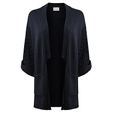 Buy East Kimono Jacquard Coatigan Online at johnlewis.com