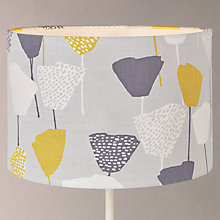 Buy John Lewis Elin Cylinder Lampshade Online at johnlewis.com