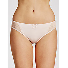 Buy COLLECTION by John Lewis Sophia Briefs, Petal Peach Online at johnlewis.com