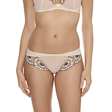 Buy Wacoal Dahlia Briefs, Blush Online at johnlewis.com