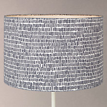 Buy John Lewis Minna Cylinder Lampshade Online at johnlewis.com