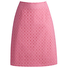 Buy Joules Mae Skirt, Pretty Pink Online at johnlewis.com